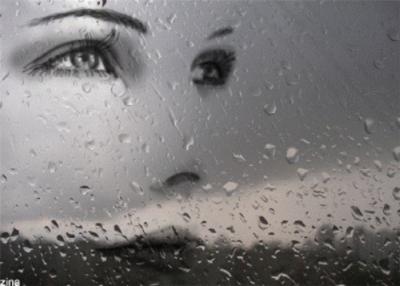 Поцелуй дождя