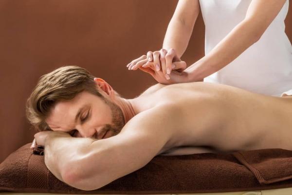 Расслабляющий массаж в подарок